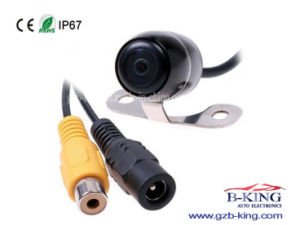 Mini CCD Car Rear View Camera ((aluminium alloy) pictures & photos