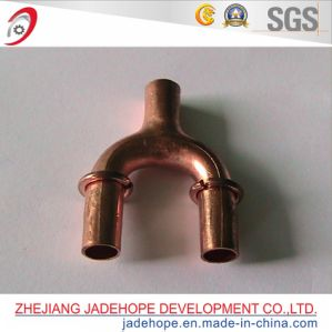 AC Copper Fitting for The Special Tee with Ring pictures & photos