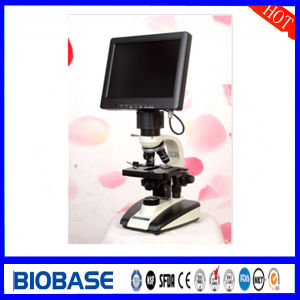 Microscope Digital Microscope with Large LCD Display Screen pictures & photos