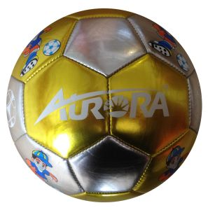 Size 2 Machine Stitched PVC Toy Football pictures & photos
