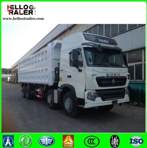 HOWO 30ton Lorry Truck Tipper Truck 336HP Heavy Dump Truck pictures & photos