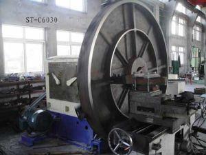 Max Diameter 3 M Landing Heavy Duty Lathe Machine