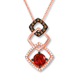 New Fashion 925 Silver Pedants Jewelry Garnet Stone pictures & photos