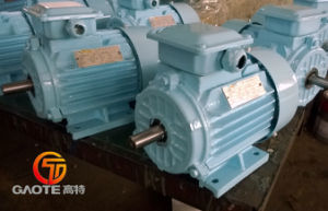 1.1kw/1.5HP/1000rpm/6 Pole, 230/400V 3pH Electrical Motor pictures & photos