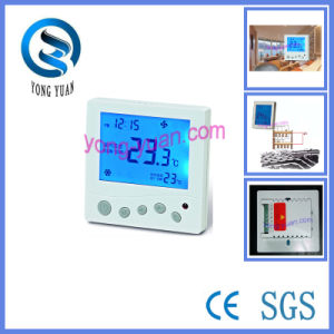 Easy Usage Digital Thermostat for Underfloor Heating for Water Heating (BS-103F)