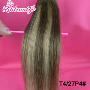 Indian Invisible Remy Tape Human in Hair Extensions, Grade 8A Double pictures & photos