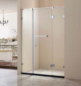 Tempered Glass Shower Door Ba-L808s pictures & photos