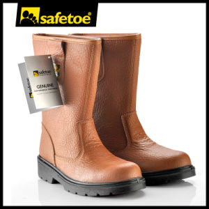 Steel Toe Safety Boots H-9430 pictures & photos