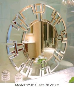 Sanitary Ware Bathroom Makeup Mirror Decorative Mirror