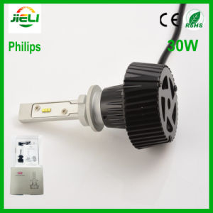 Philips 30W P83 880 Car LED Headlight pictures & photos