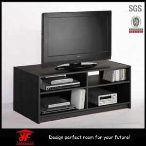 Attractive Living Room Furniture Package Design Wood LED TV Stand TV Table