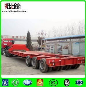 3 Lines 6 Axles 100 Ton Multi Axle Trailer for Sale pictures & photos
