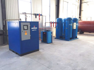 Psa Hospital/Industrial Oxygen Generator for Cylinder Filling pictures & photos
