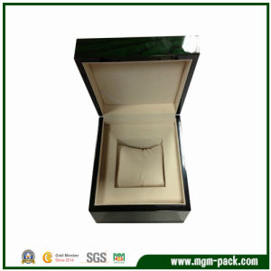Professional Factory Glossy Wooden Watch Box pictures & photos