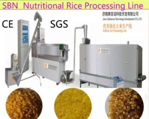 Large Capacity Automatic Nutritional Rice Making Machinery pictures & photos