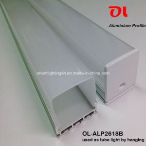 LED Aluminum Profile by Hanging for LED Strip (ALP2618B) pictures & photos