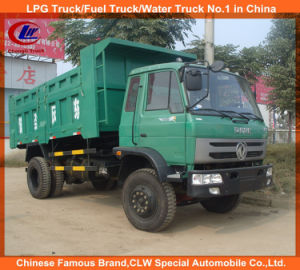 120HP 6 Wheels Dongfeng 7ton 8ton Dumper Tipper Dump Truck pictures & photos