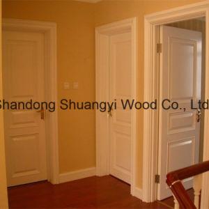 MDF Interior Wooden Door pictures & photos