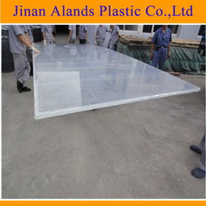 China Biggest Manufacture Cast Acrylic Sheet Plexiglass Sheet 3mm 4.5 mm Black White Clear Color pictures & photos