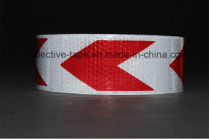 1-5cm Yellow and Black Hazard Warning Reflective Tapes