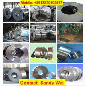 AISI201 Stainless Steel Strip Coil Belt Scrap pictures & photos