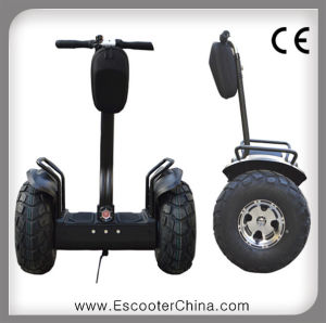 Two Wheeled Auto Balancing Electric Scooters pictures & photos