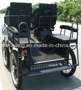 Coach Cart Marathon Horse Carriage (GW-HC13-4#) pictures & photos