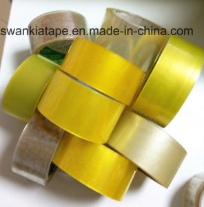 Noiseless BOPP Packing Tape pictures & photos