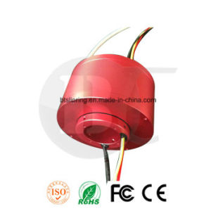 High Speed Slip Ring Compatible with Sensitive Signal pictures & photos