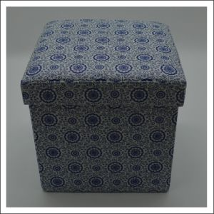 Storage Ottoman (DFR-PVCSND-0046-1) /Ottoman Decor/Storage Ottoman Large/Ottoman Table/Ottoman Coffee Table