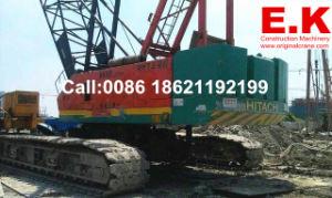 150ton Used Original Hitachi Hydraulic Crawler Crane (KH700-II) pictures & photos