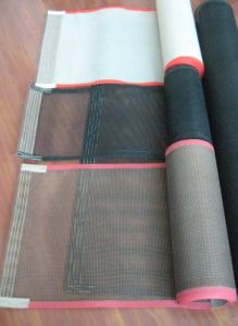PTFE Coated Fiberglass Open Mesh Conveyor Belt (CMAX-PC001) pictures & photos
