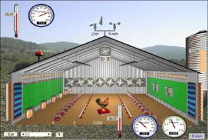 Prefabricated Poultry Chicken House (DG6-013) pictures & photos