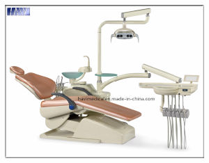 Dental Equipment Cuspidor Dental Chair Unit for Sale pictures & photos