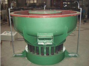 Flat Bottom Vibrating Polishing Machine
