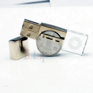Clamp USB Stick Crystal Luxury Gift pictures & photos