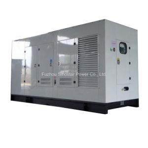 220kw 275kVA Soundproof Diesel Eelectric Generator Set with Doosan pictures & photos