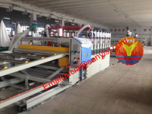 PVC Foam Board Production Line for Advertising Foam Board pictures & photos