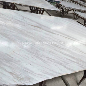 Top Grade Volakas White Marble Decorative Material for Interior Walling