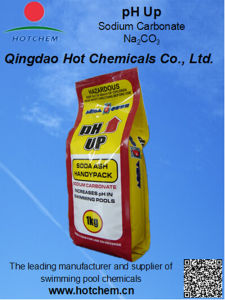 Water Treatment Chemicals 99.2% pH Increaser Made in China pictures & photos