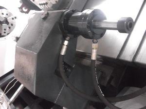 Ck6440 CNC Horizontal Lathe Slant Bed Lathe Machine Equipment pictures & photos