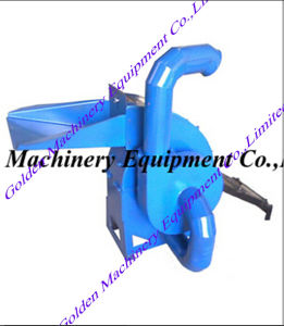 Multi-Function Grain Crusher Electric Corn Mill Tree Branch Grinder pictures & photos