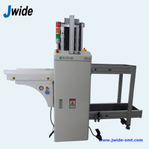 SMT PCB Magazine Unloader for PCB Assembly Line pictures & photos