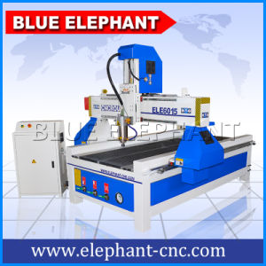 6015 Computer Controlled Wood Carving Machine, CNC Routing Machine, Wood CNC Router Mach3 with Wireless Handle pictures & photos