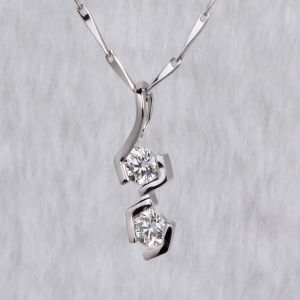 Fashion Jewelry 925 Sterling Silver Pendant Necklace (HHP046)
