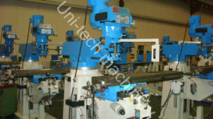 Universal Horizontal and Vertical Turret Milling Machine pictures & photos