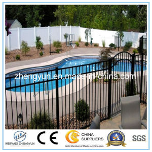 Hot Sale Black Aluminum Fence Panels, Pool Fence pictures & photos