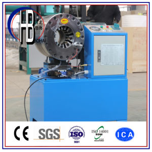 """P20 P32 Ce High Pressure 1/4"""" to 2"""" Hydraulic Hose Crimping Machine with Best Price! pictures & photos"""
