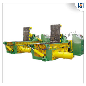 Hydraulic Metal Baler for Waste Car Shell Pop Can Steel Iron Cooper Recycling Baling Machine pictures & photos