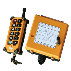 10buttons Industrial Crane Radio Remote Controller for Electric Hoist pictures & photos